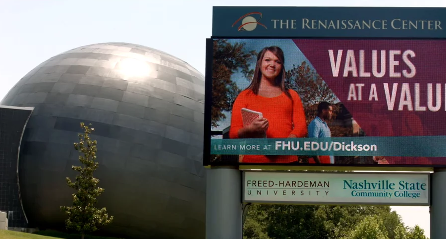FHU-Dickson Campus Promotional Video